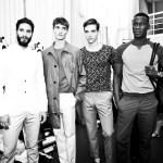 Hermès SS'13 Backstage