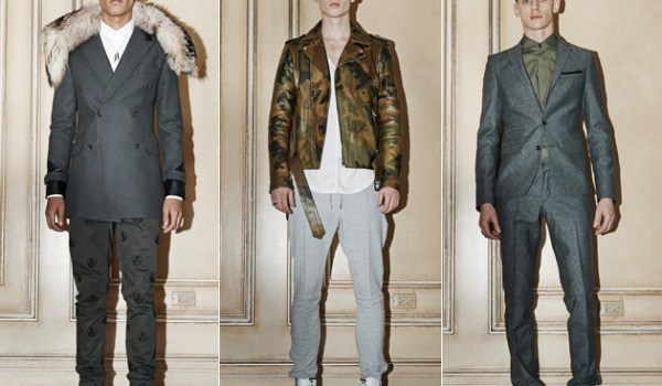 Pyer Moss Fall 2013 Launch Unveiling Rihanna Camo Leather Jacket Buy Purchase Sale New York Fashion Week Models