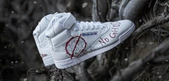 Reebok Sneaker gets the Stranger Things Treatment