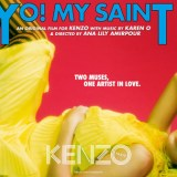 KENZO Collabs with Karen O for First Original Song