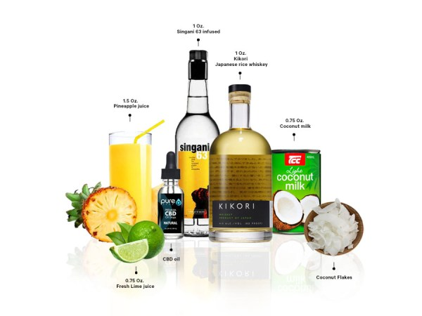 If You Like Pina Colada_Ingredients