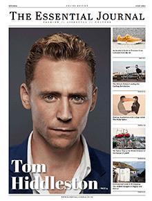 Issue 15: Tom Hiddleston
