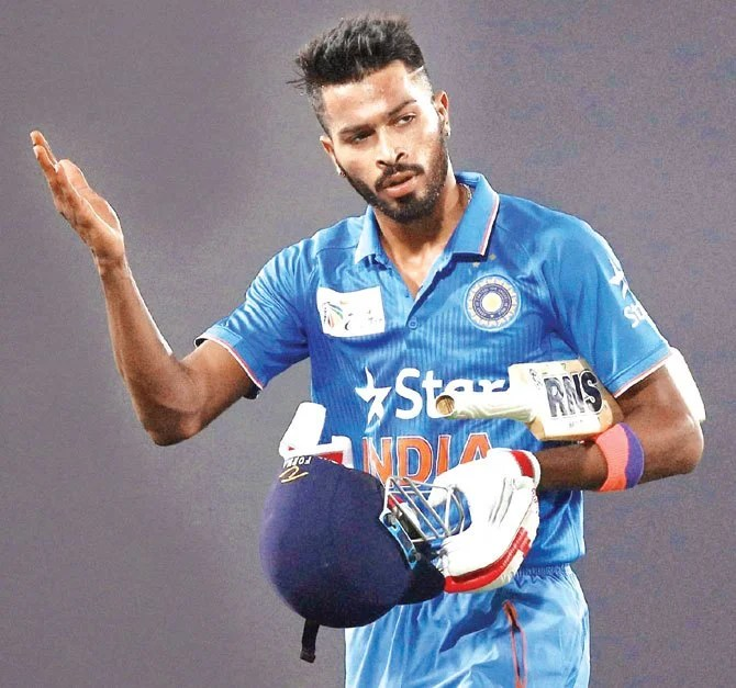 Manchester United Iphone Wallpaper Hd Hardik Pandya En Route To Pick Up Dhoni S Slack In Odi