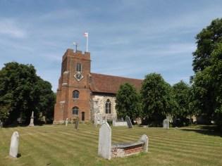 Bradwell on Sea St Thomas Church (6)