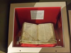 Epping Forest District Museum - an early Bible