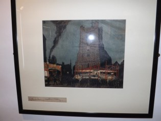 Epping Forest District Museum - local artist and scene
