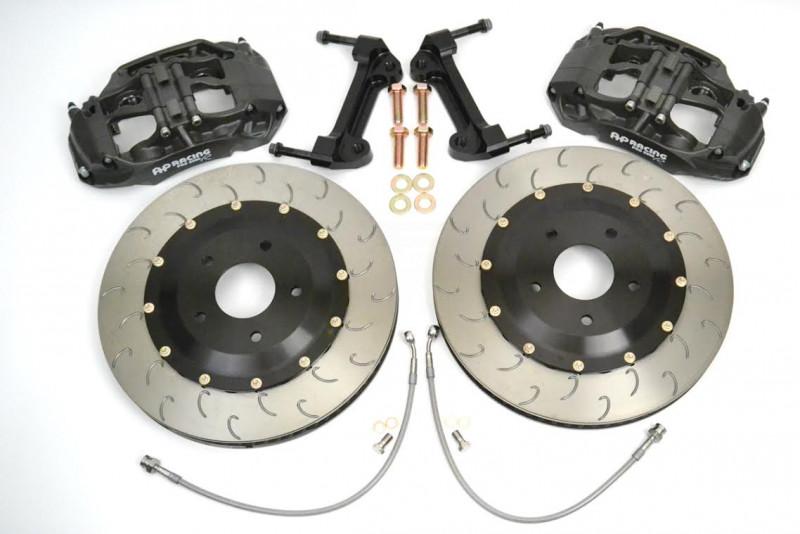 Essex Designed AP Racing Radi-CAL Competition Brake Kit (Front