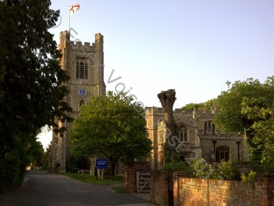 Local history - Tudor Great Dunmow