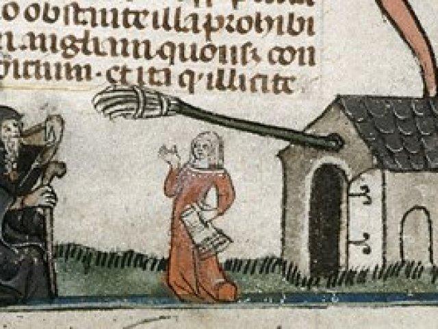 Royal 10 E IV f.114v A sinful hermit