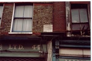 Brushfield Street