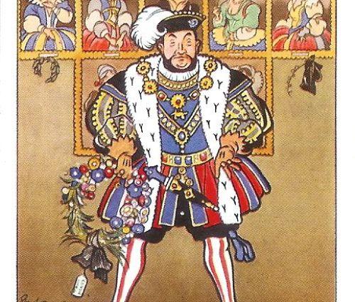 Churchman's Howlers Henry VIII