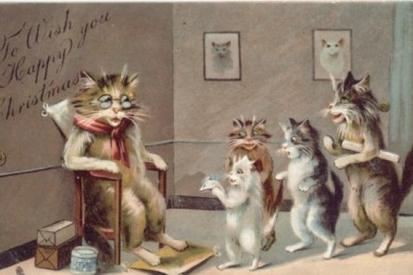 Maurice Boulanger - Cats