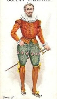 Ogdens British Costumes 100BC to 1904