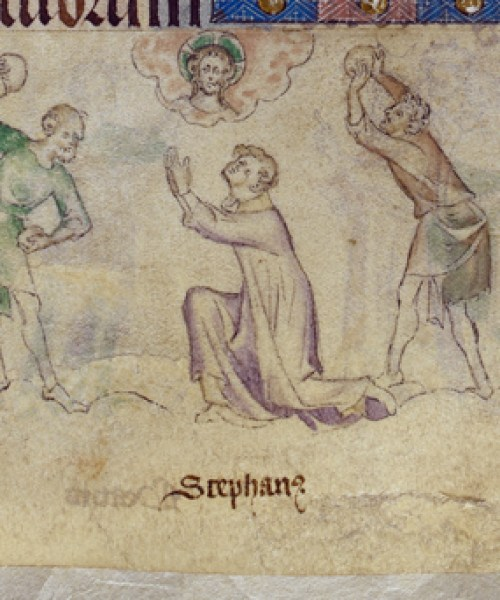 Royal 2 B VII f.234 Stephen