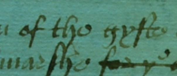 Gift of John Skylton of Great Dunmow