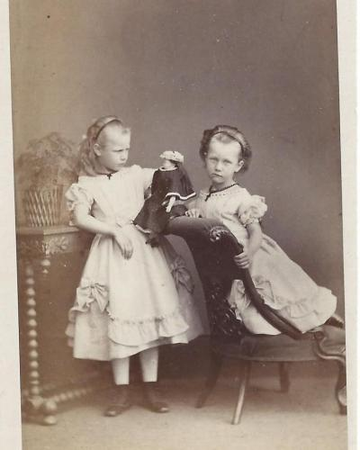 Great Dunmow - Stacey - Victorian Children