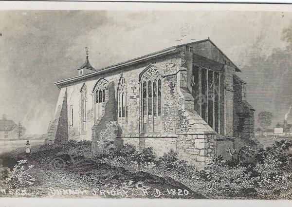 Little Dunmow Priory