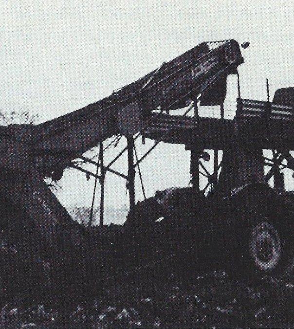 The Forecaster, Sugar Beet harvester 1976