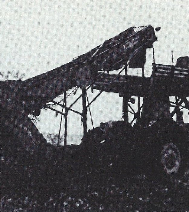 The Forecaster, Sugar Beet harvester 1976