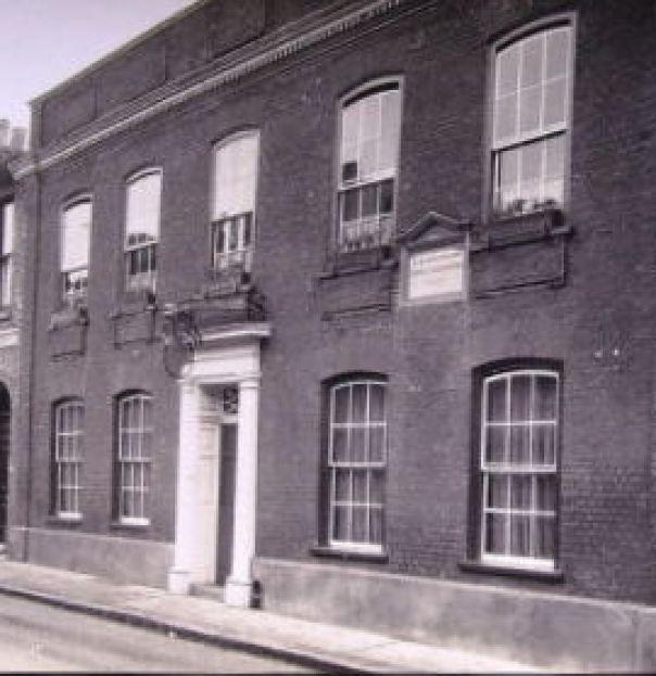 Sudbury, Thomas Gainsborough's birthplace