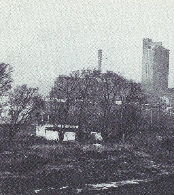 Sugar Beet Factory, Little Dunmow, 1976