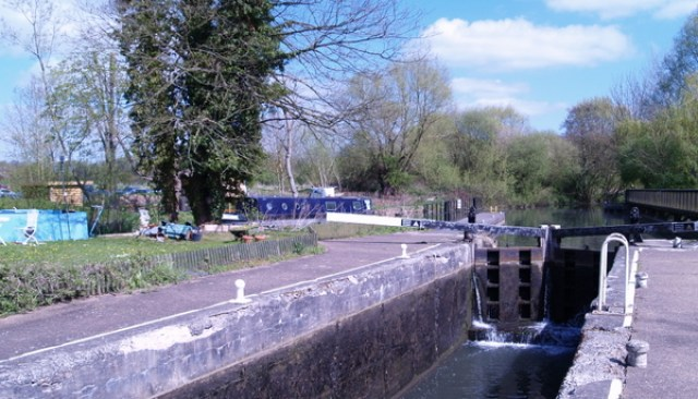Bishop's Stortford - Twyford Lock