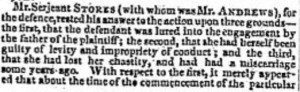 Emma Redit - Breach of Marriage Contract 1833