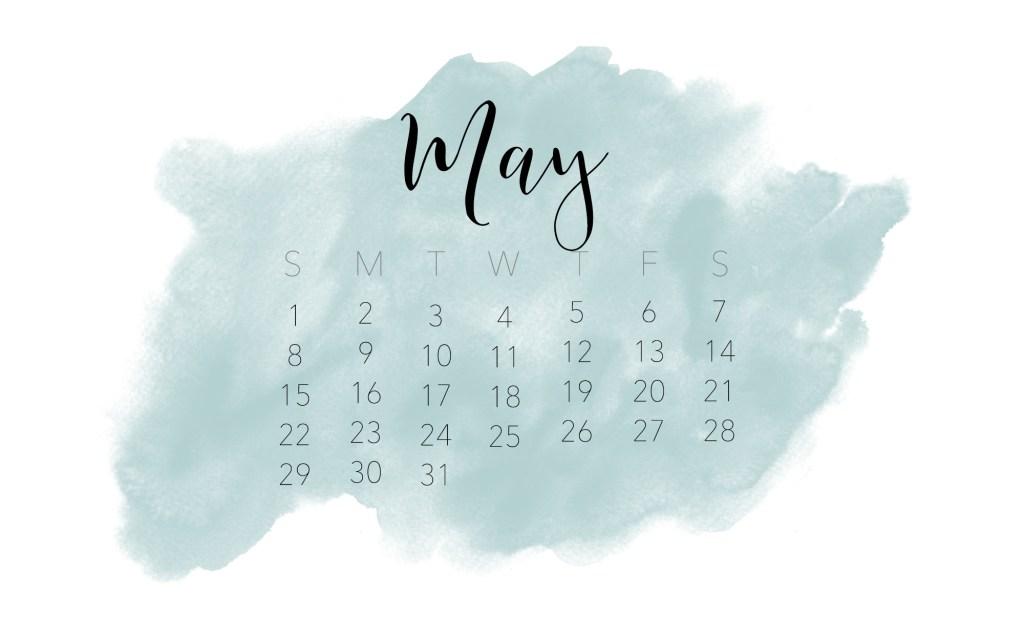 calendar desktop background