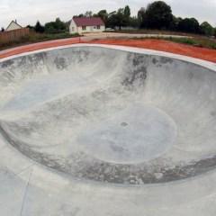 Le bowl en béton de Kingersheim