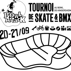 Bowl Attack @ Bowl de Kingersheim (20-21 sept. 2014)