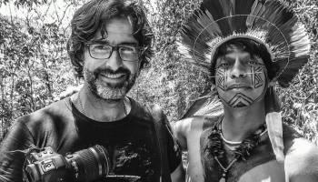 Stuckert registra cultura dos Xucuru Kariri
