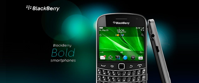 blackberry 9900