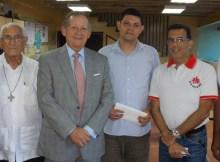 Donación Bancaribe a Red de Casas Don Bosco