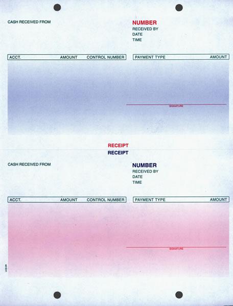 Buy Laser Cash Receipt for Reynolds Forms - Estampe