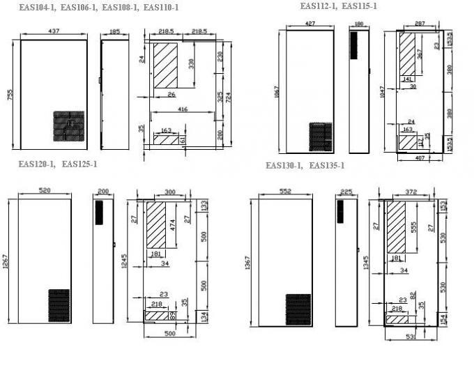 220 vac air conditioning ledningsdiagram