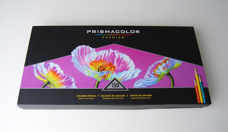 My Artwork On The New Prismacolor Set Ester Roi Blog