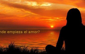 donde empieza el amor Ester Serra Moya
