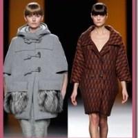 Los años 60 regresan con los abrigos cocoon