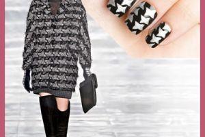 Moda que inspira el Nail Art