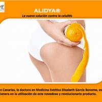 ALIDYA, la nueva solución contra la celulitis
