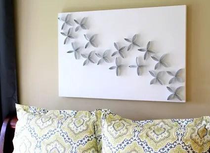 decorar-paredes-papel-2jpg (425×311) deco Pinterest Papel - decoracion de paredes