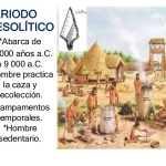 Período historico de la edad de piedra -2