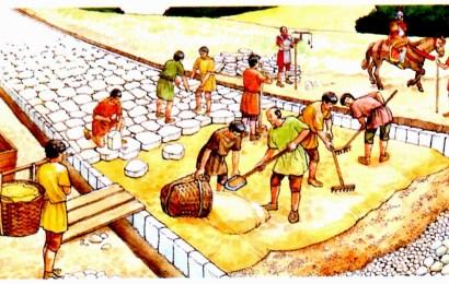 Estudios Sociales -Comercio Romano
