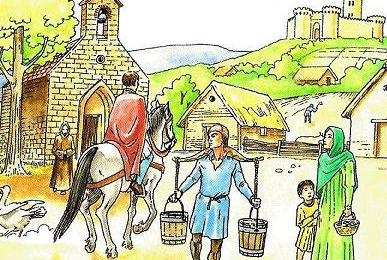 Edad Media Europea -1