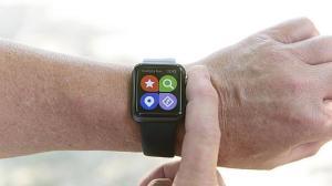 App en el smartwatch