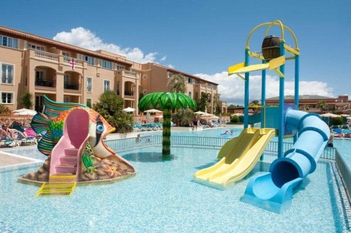 Los 15 Mejores Hoteles Para Ninos En Espana Etapa Infantil