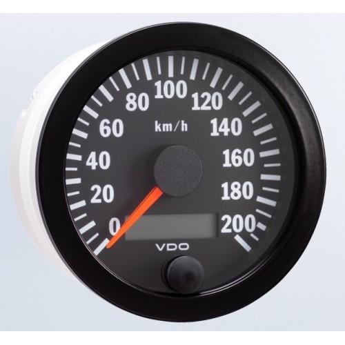 Vdo Digital Speedometer Wiring Diagram Wiring Diagram