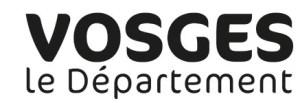 Double logo J3V + Département bonne police