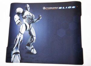 Cyborg G.L.I.D.E. 7 Mouse pad
