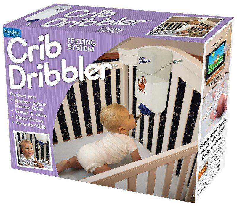 Crib-dribbler-front